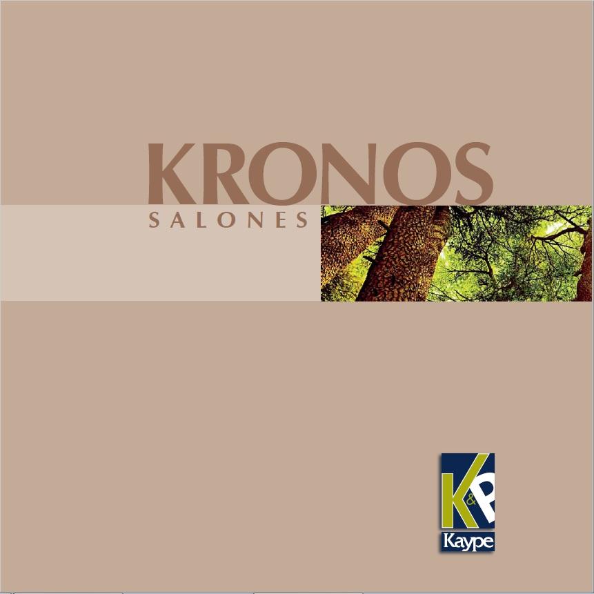 Cabecera Salones Kronos