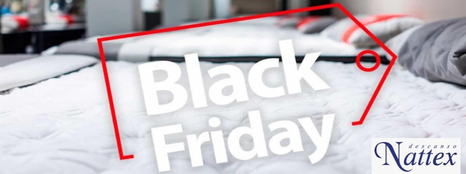 Black Friday de Colchones Nattex